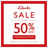 Clarks - As the UK�s largest shoe retailer, Clarks have been providing footwear for all the family since 1825. Offering smart and casual styles for men, women, girls and boys, Clarks is renowned for its quality and style.